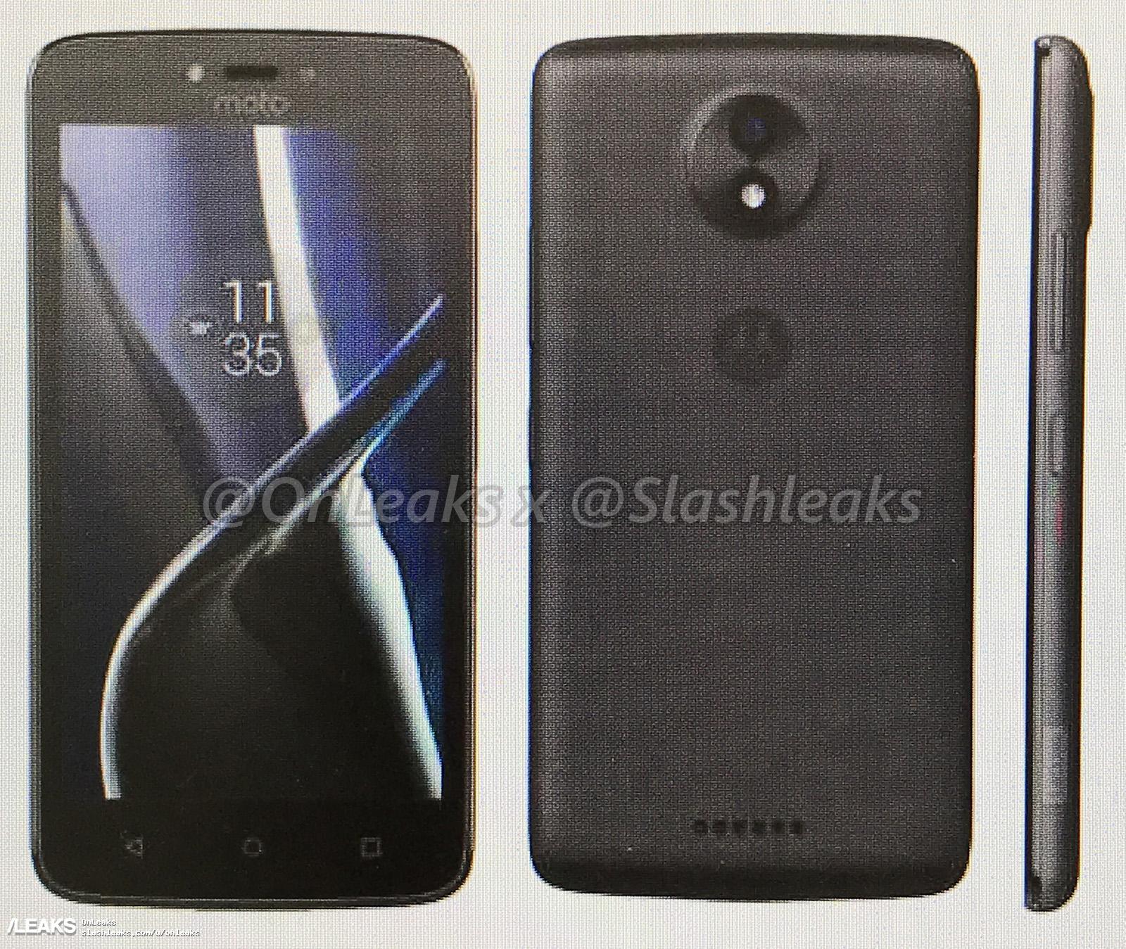 img Motorola Moto C Plus press render [UPDATED: Moto C]