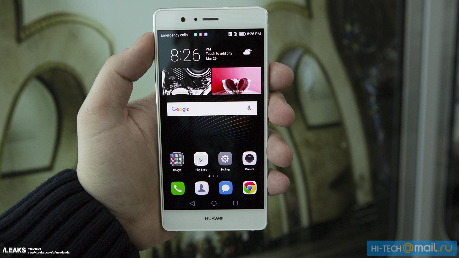 img Huawei P9 Lite leaks in full glory [UPDATED: Huawei G9]