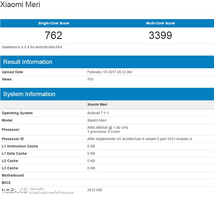 img Xiaomi Mi 5c