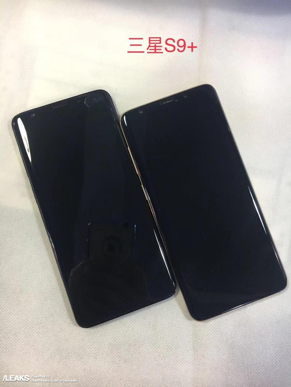 img Galaxy S9+ dummy