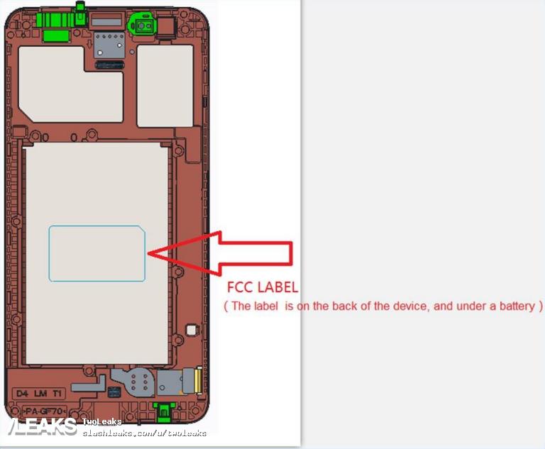 img LG-X230ds passes FCC [LG K4 Novo (2017) - Brazilian variant]