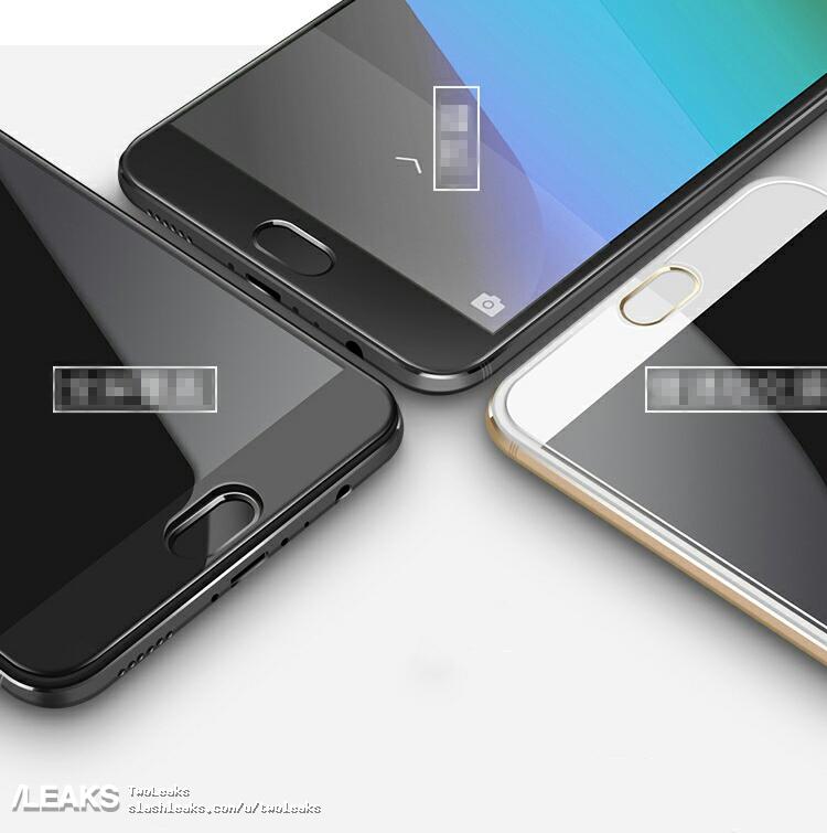 img Meizu Pro 7 renders by case maker