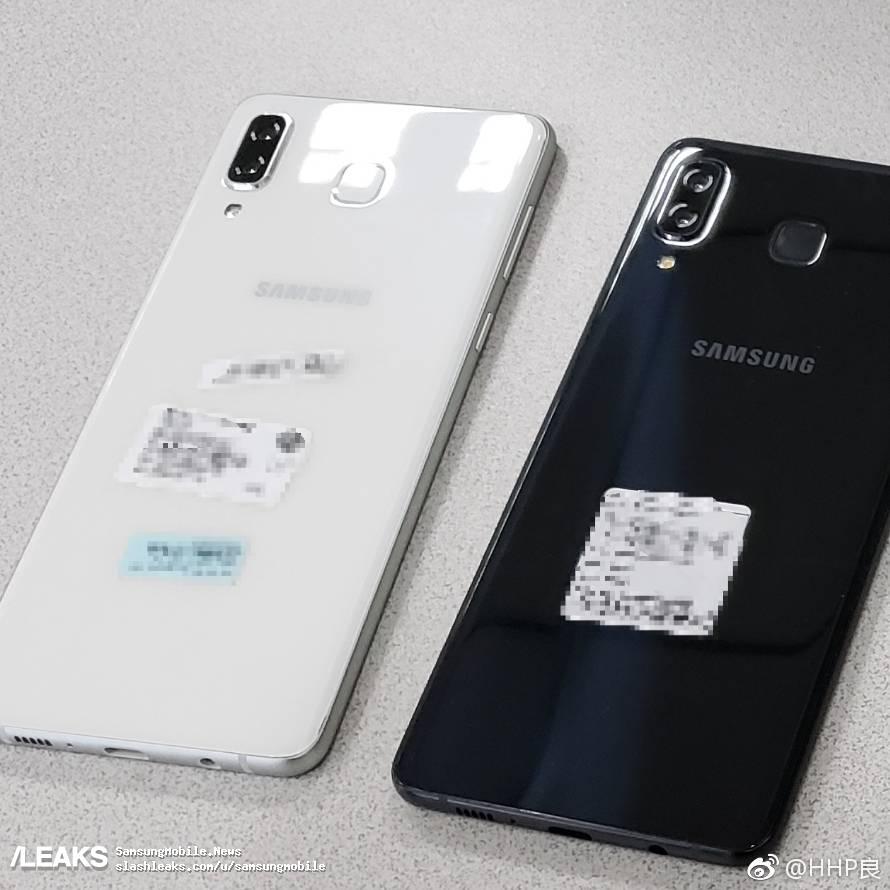 img Galaxy A9 Star and A9 Star Lite leak out again