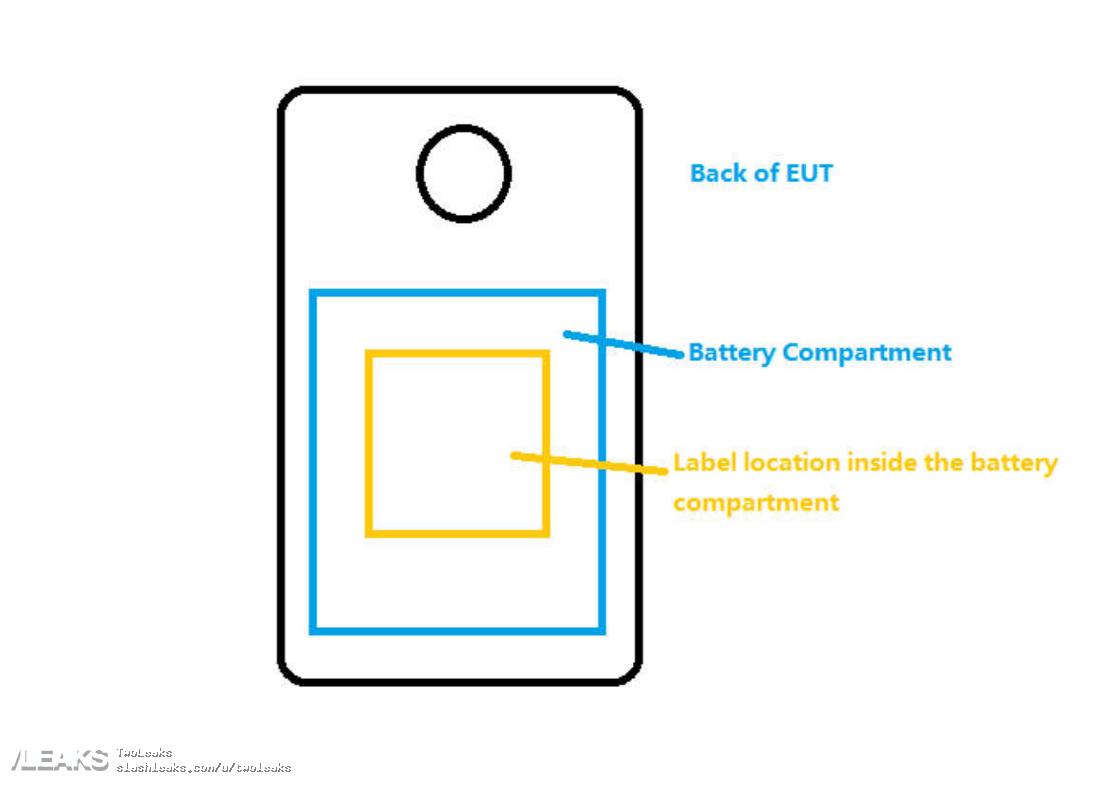 img Moto XT1750 with 8GB ROM and 2350mAh battery passes FCC [UPDATED: Moto C]