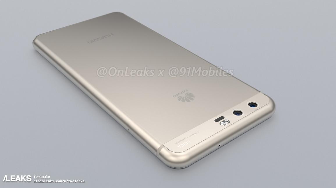 img Huawei P10 renders and 360-degree video leaked
