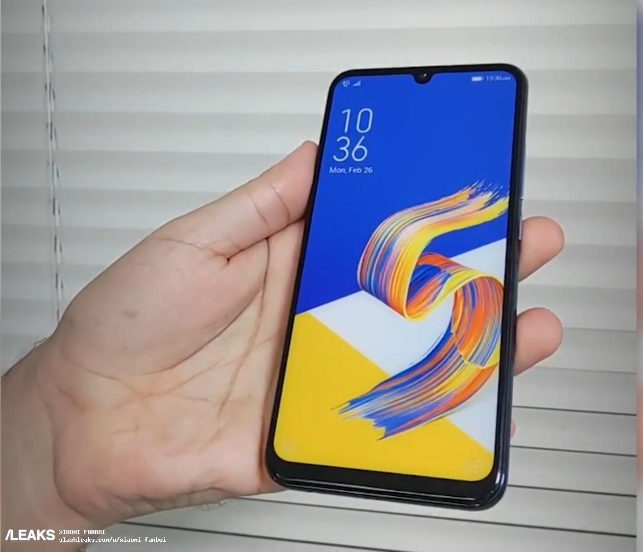 img Asus Zenfone 6 prototypes images leaked