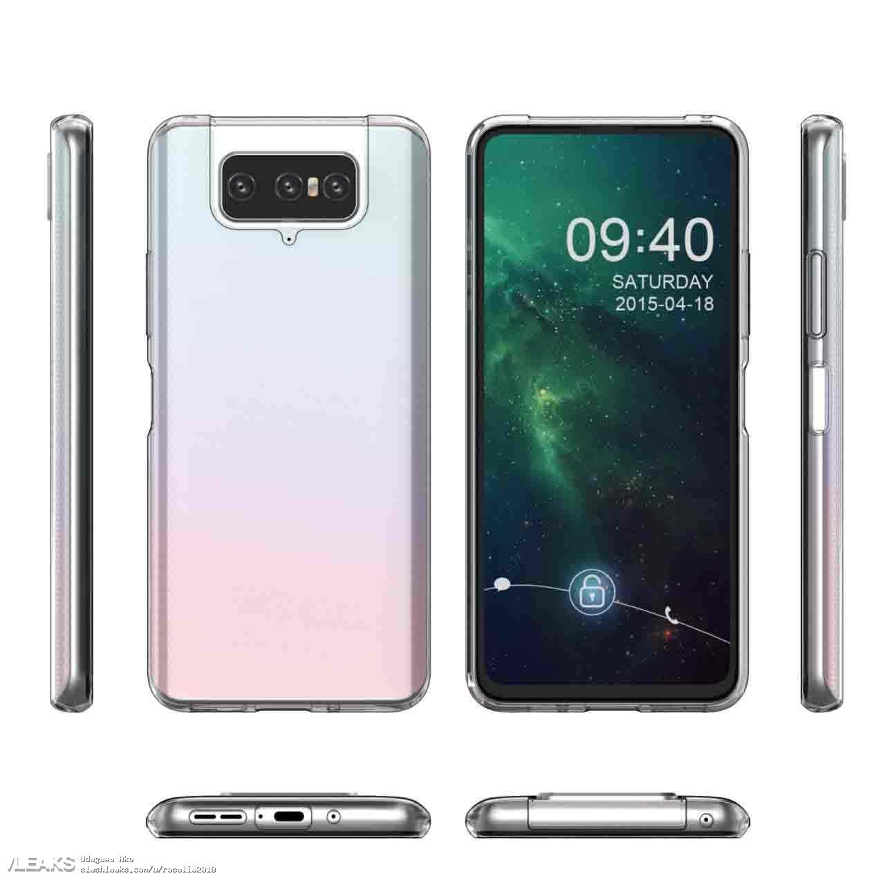 img Asus Zenfone 7 Case Leaks