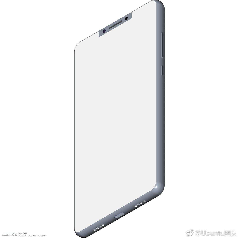 img Xiaomi Mi Mix 2 - Schematic Render Leaked?