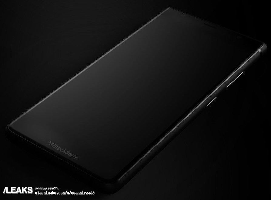 img BlackBerry Ghost Pro Render by evleaks [UPDATED: Evolve X]