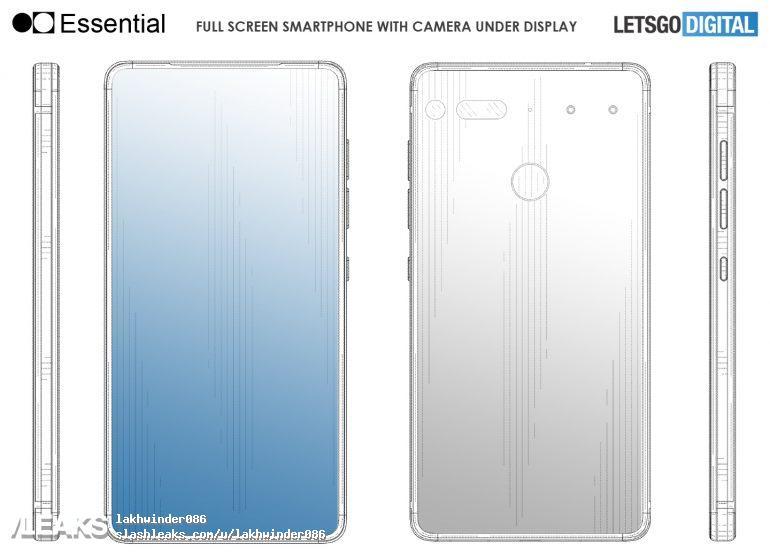 img Essential Phone PH2 Patent Leak