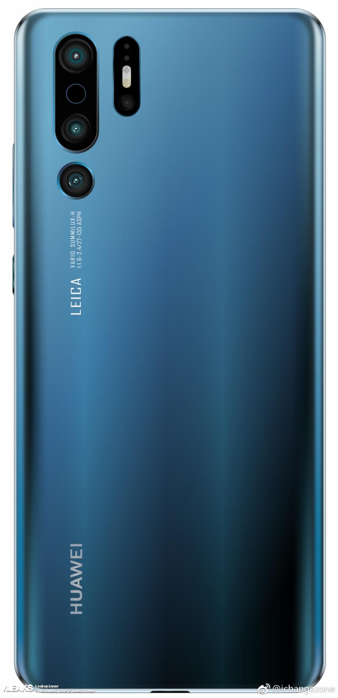 img Eyewitness based Huawei P30 Pro render