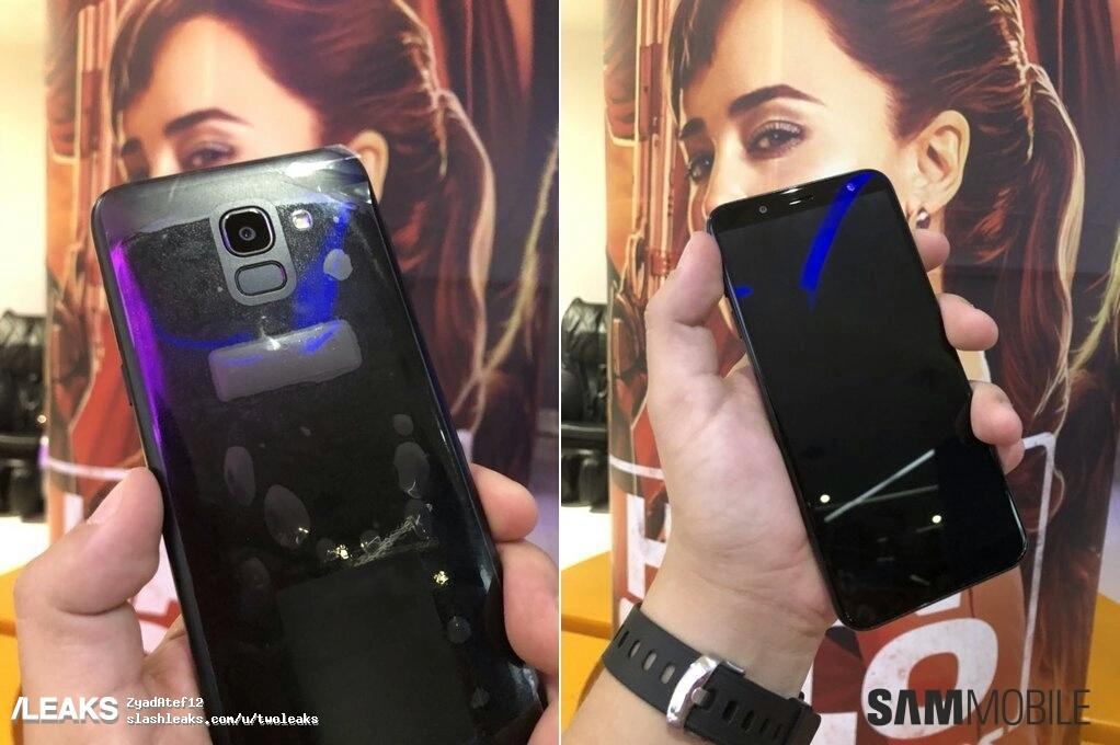 img Galaxy J6 (2018) hands-on pics