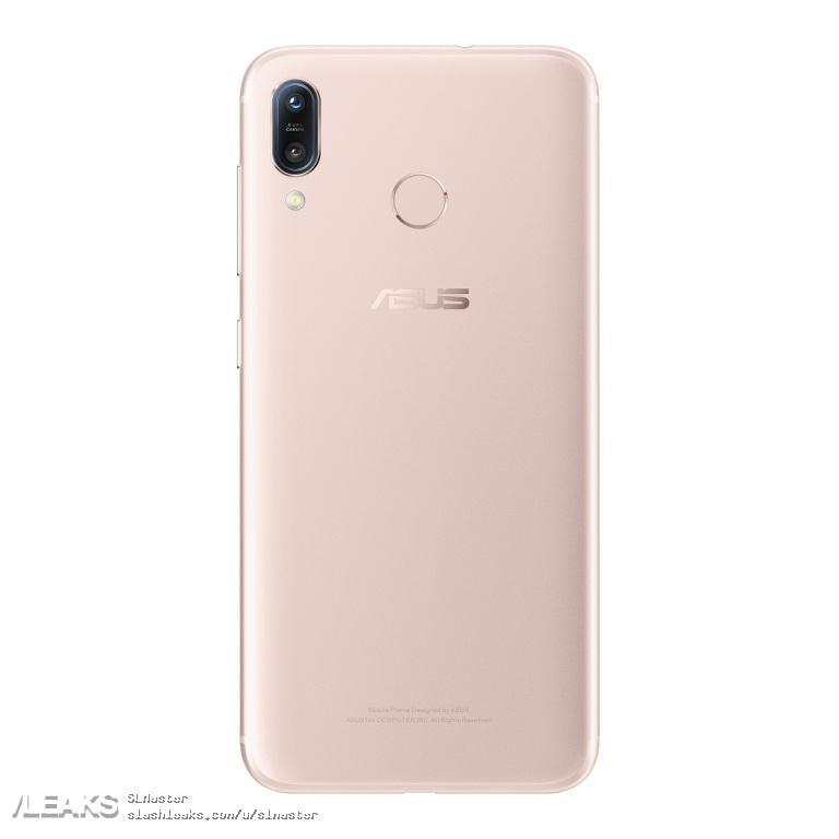 img Asus Zenfone Max Pro M1 Specs Leaked