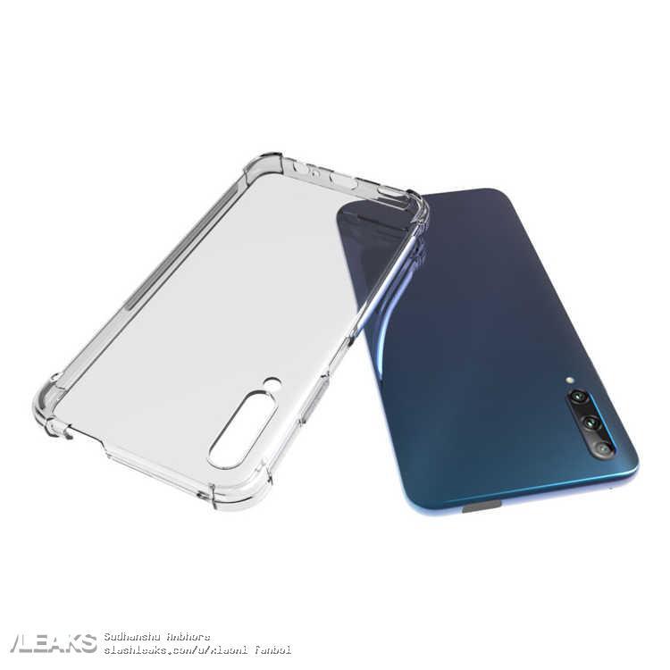 img Honor 9X Pro case renders leaked