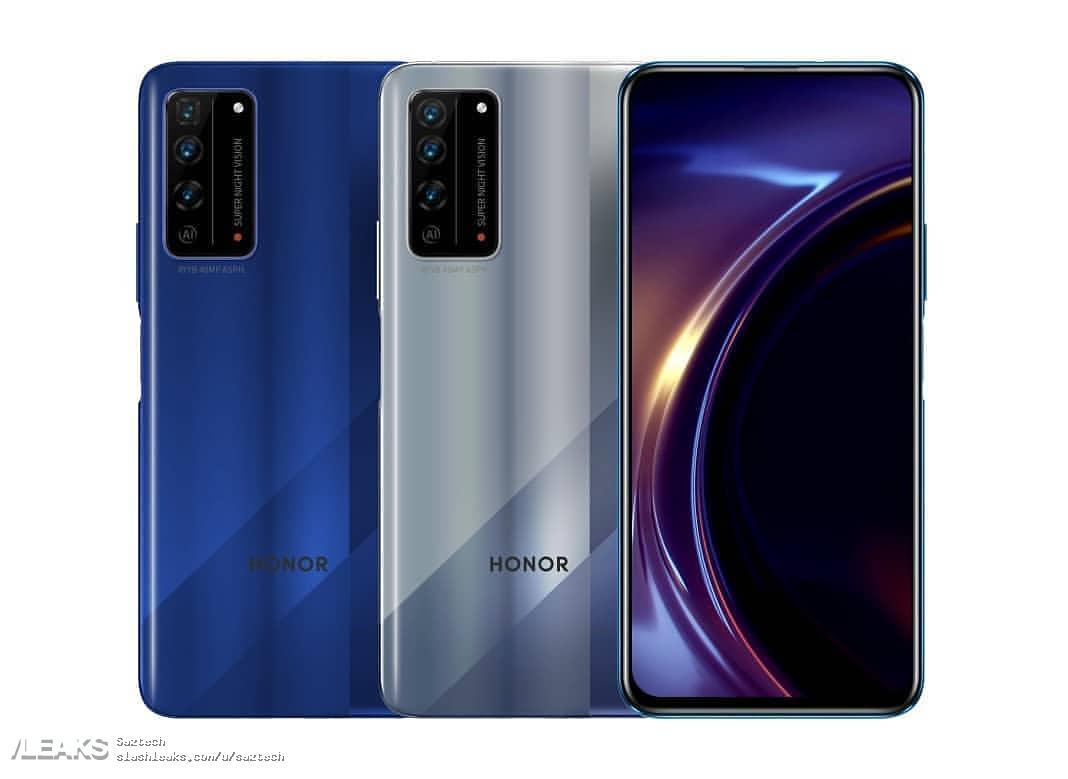 img Honor X10 5G leaked image