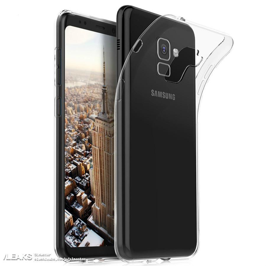 img Galaxy A5 2018 frist image case leak