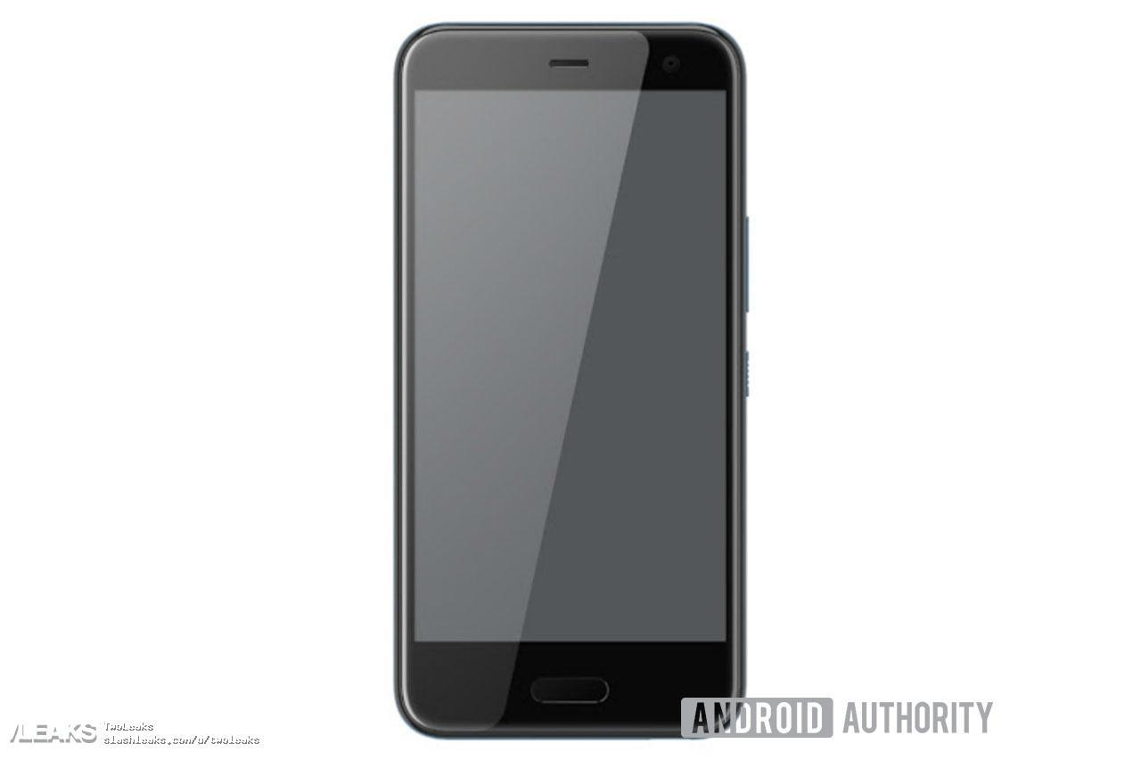 img HTC U11 Life (Ocean Life) press render and specs leaked