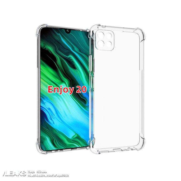 img Huawei Enjoy 20 Case Leaks