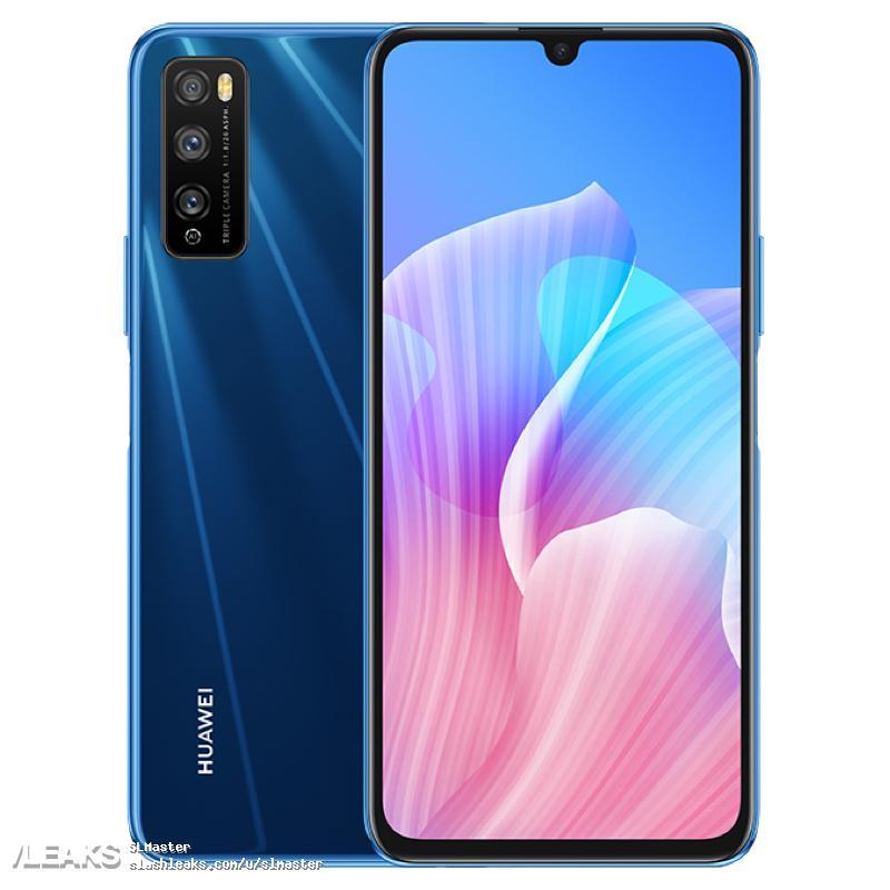 img Huawei Enjoy Z 5G Render