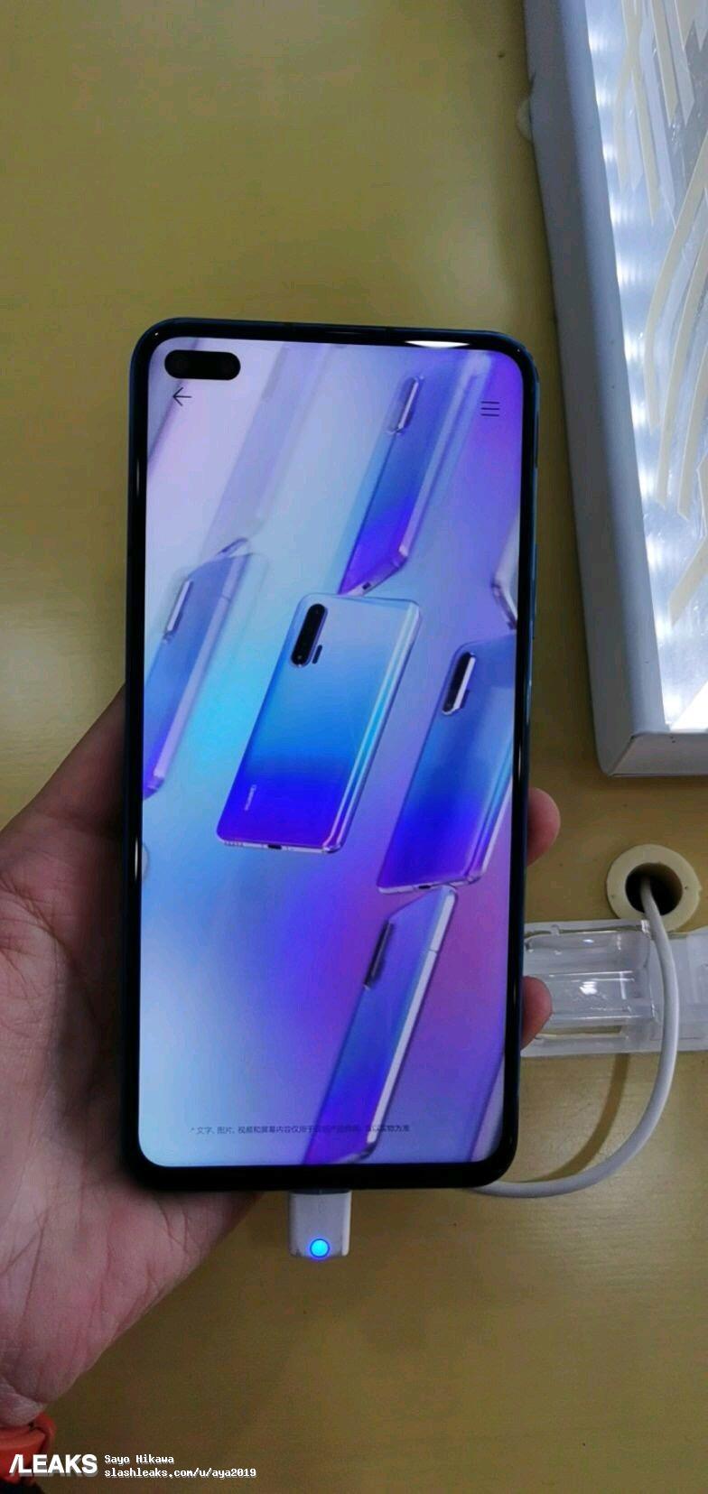 img Huawei Nova 6 Live Images