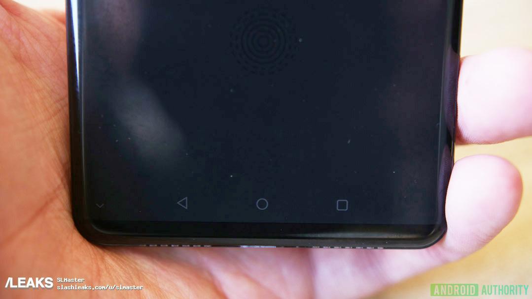 img Huawei P20 prototype live pics leaked