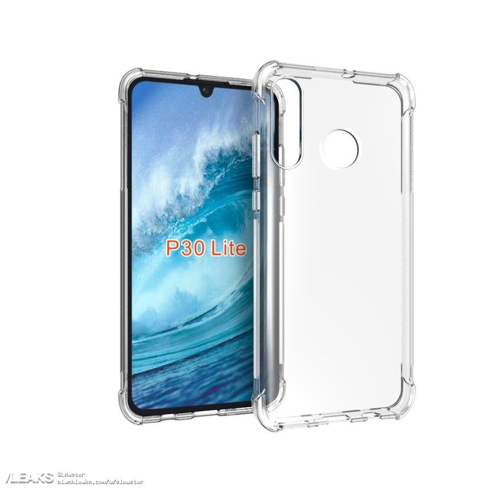 img Huawei P30 Lite case renders leaked