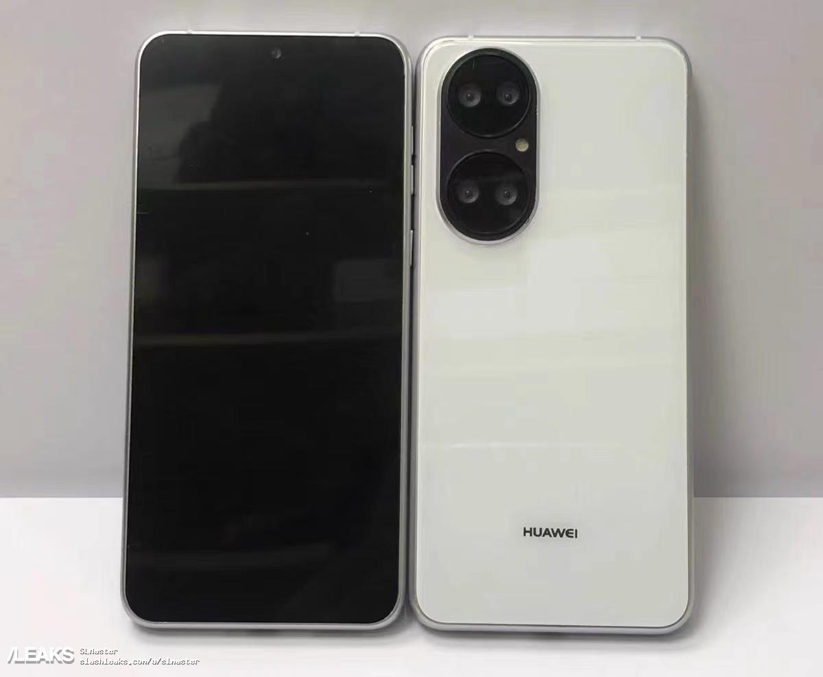 img Huawei P50 Mockups leaked