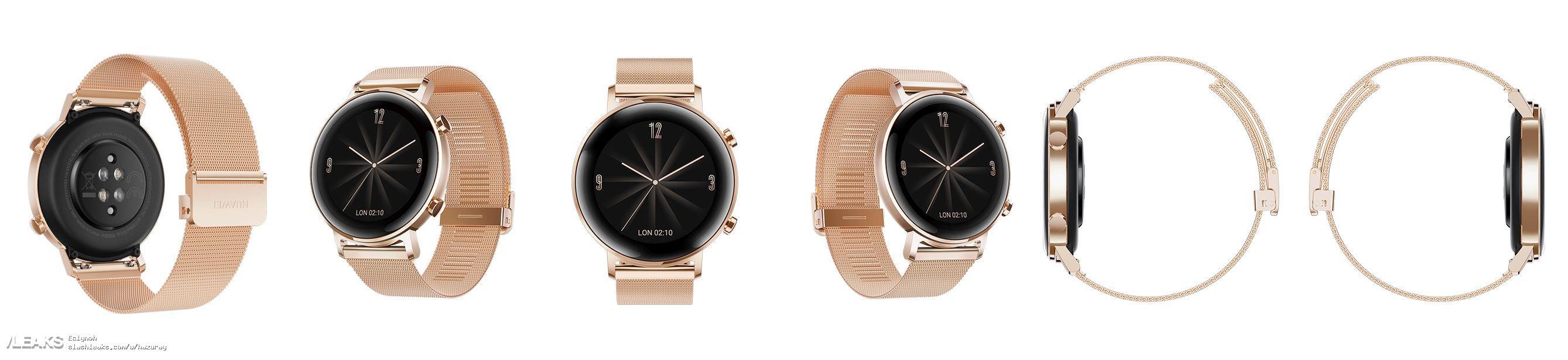 img Huawei Watch GT 2 Official Renders