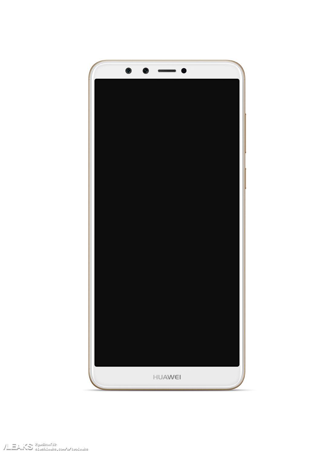 img Huawei Y9 (2018) press renders