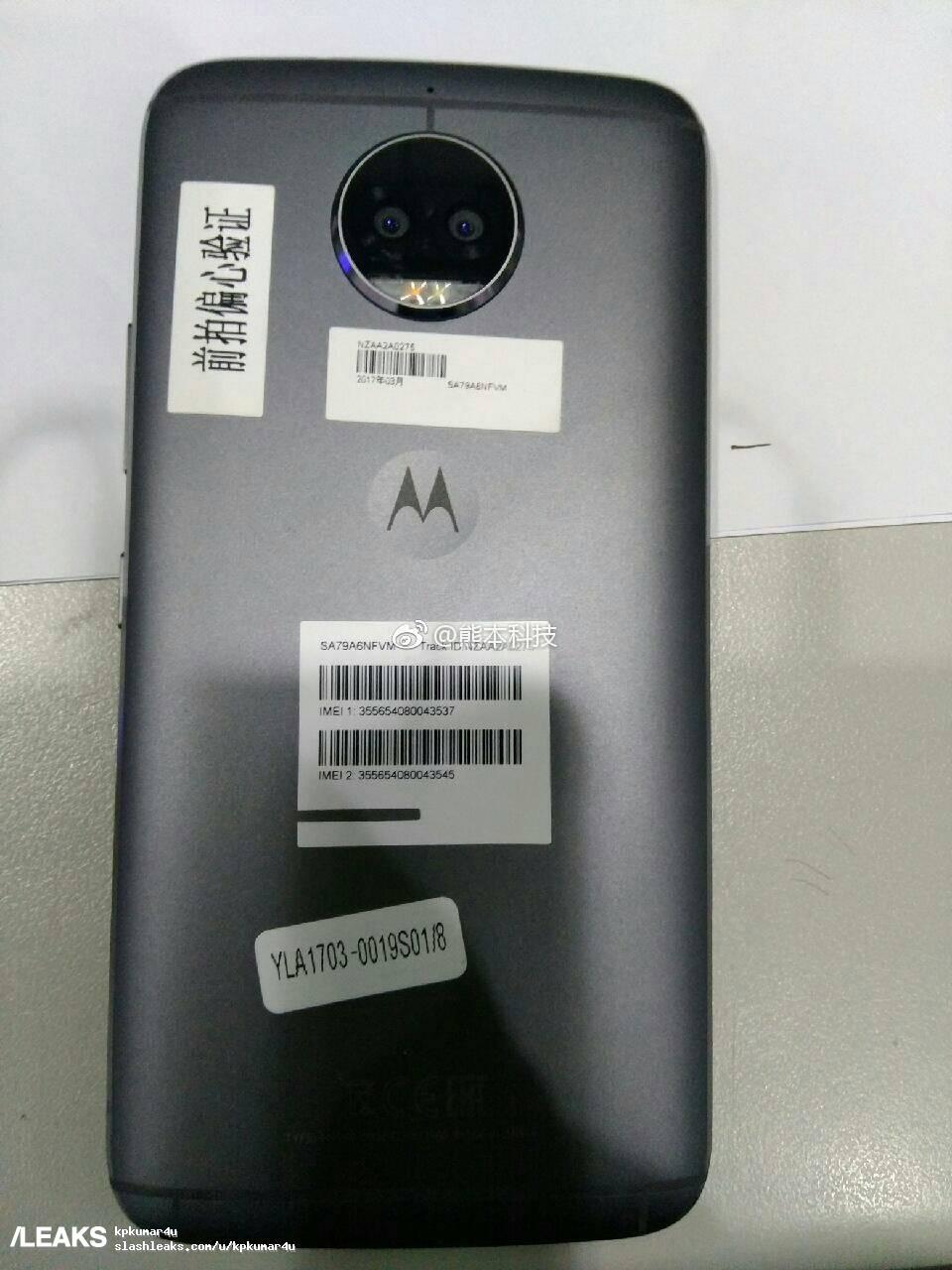img Moto X (2017) smiles for camera again [UPDATED: Moto G5s Plus]