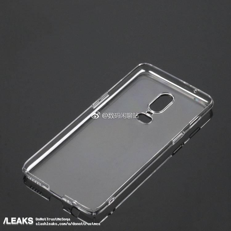 img OnePlus 6 Silicone Case