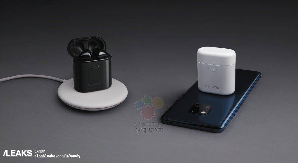 img Huawei Freebuds 2 pro leaked