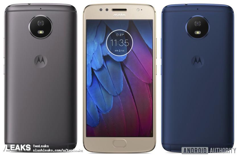 img Moto G5S press renders leaked