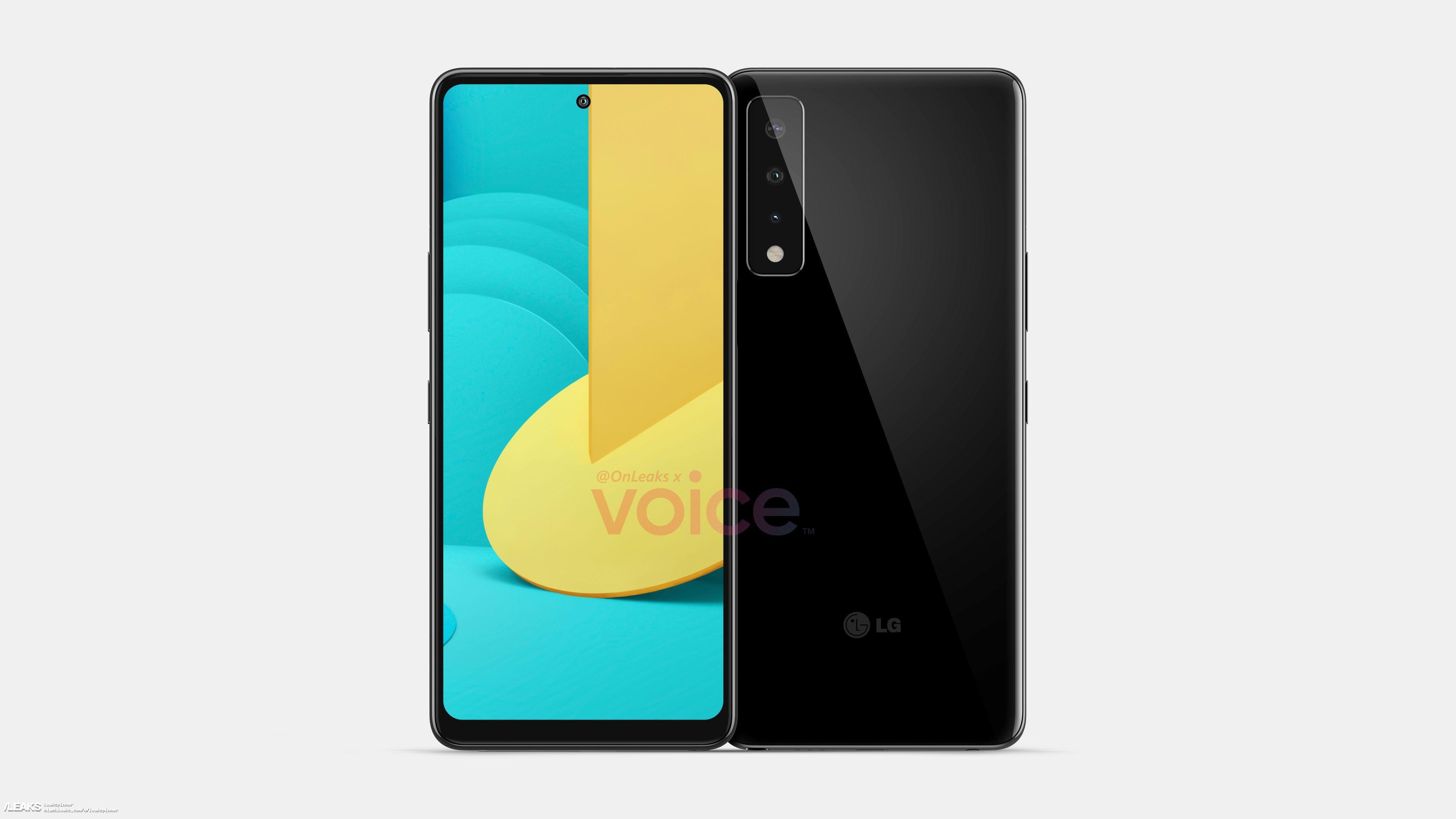 img LG Stylo 7 5G renders and dimensions leaked by @OnLeaks