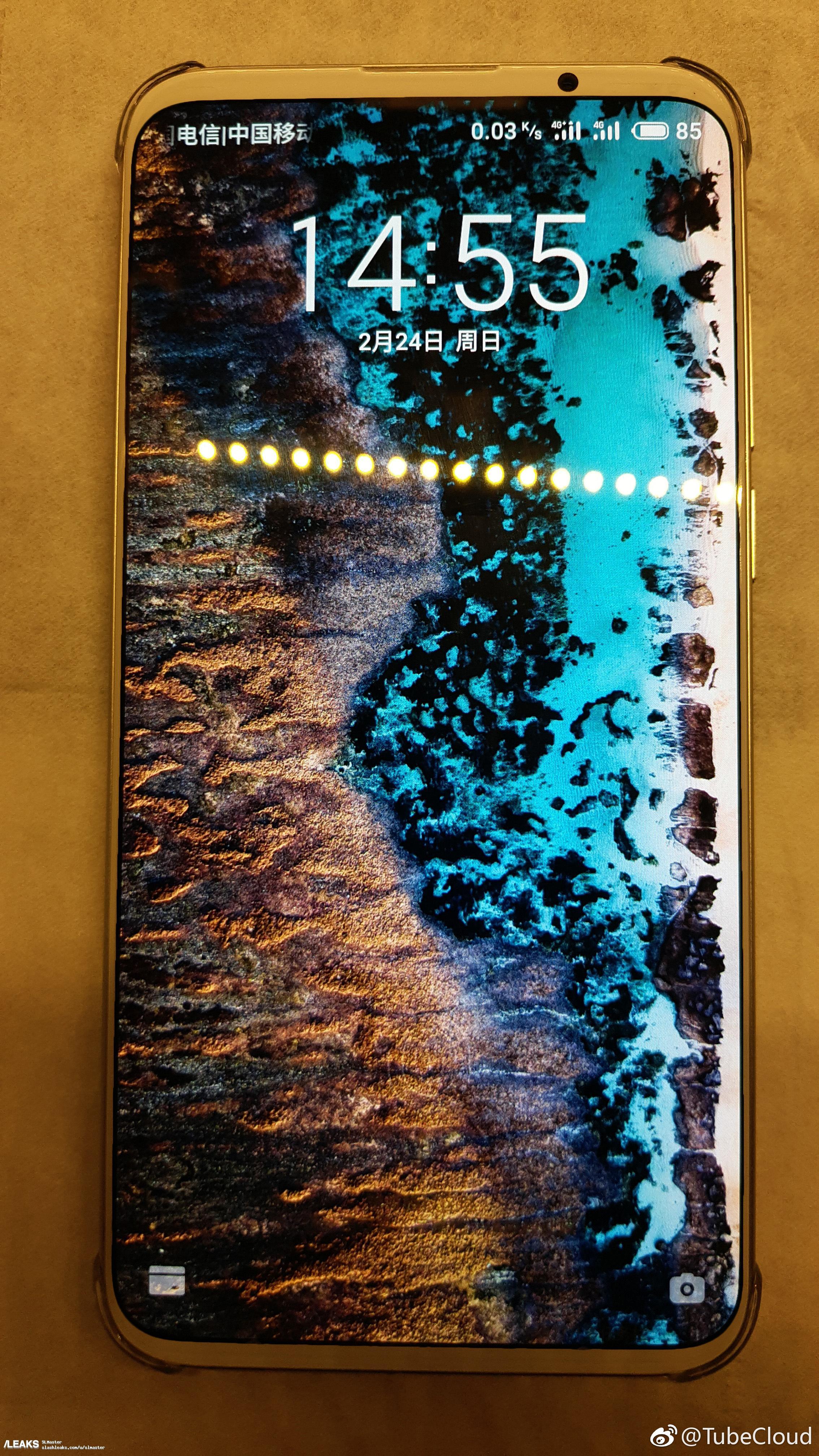 img Meizu 16s plus live image