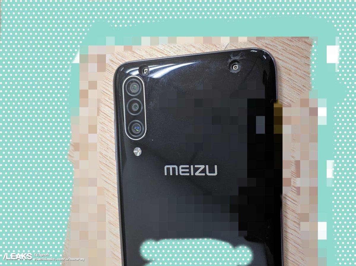 img Meizu 16T live images [UPDATED: Meizu 16Xs]