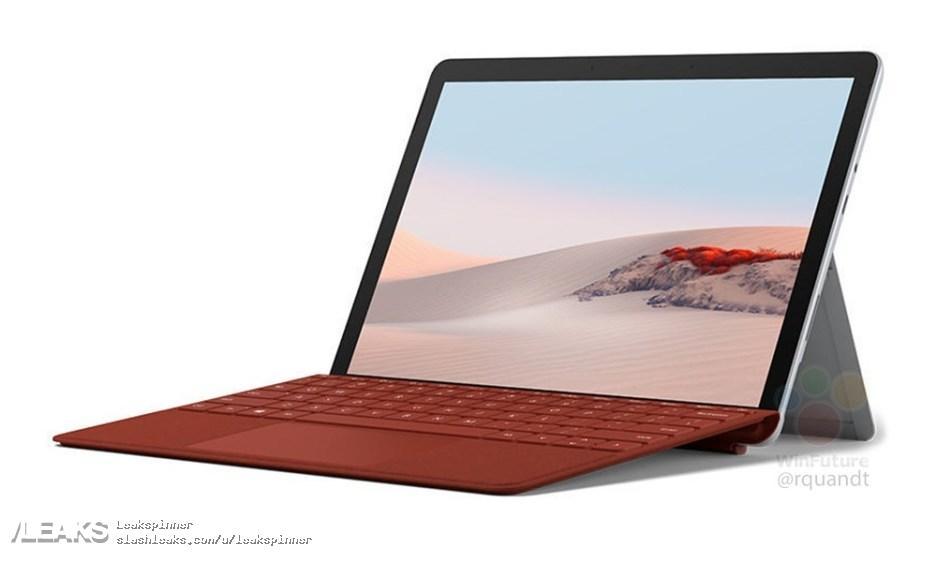 img Microsoft Surface Go 2 renders leaked