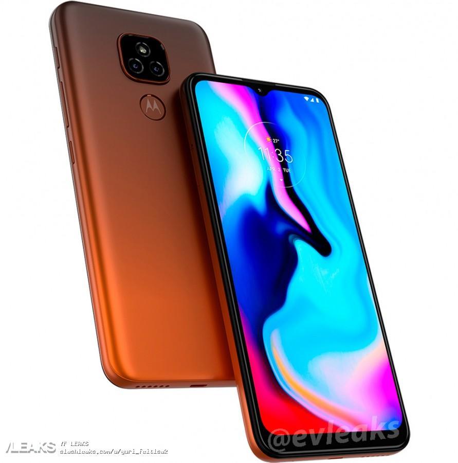 img Motorola Moto E7 Plus renders leaked