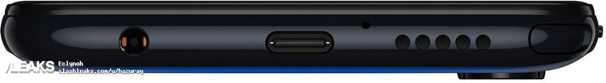 img Motorola Moto G Stylus Specifications + Bottom of the phone
