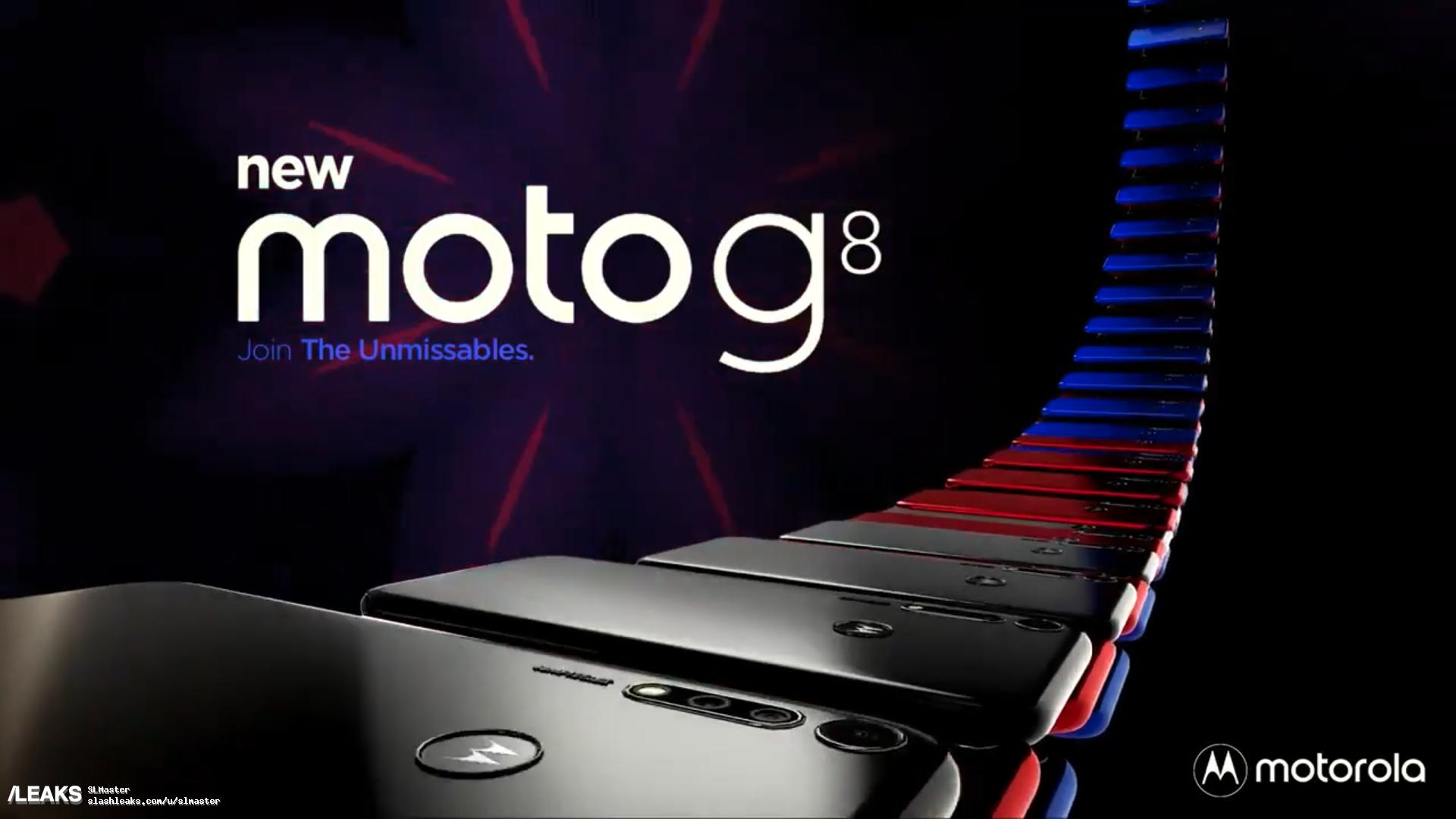 img Motorola Moto G8's design leaked by EvLeaks [UPDATED: Moto G8 Play]