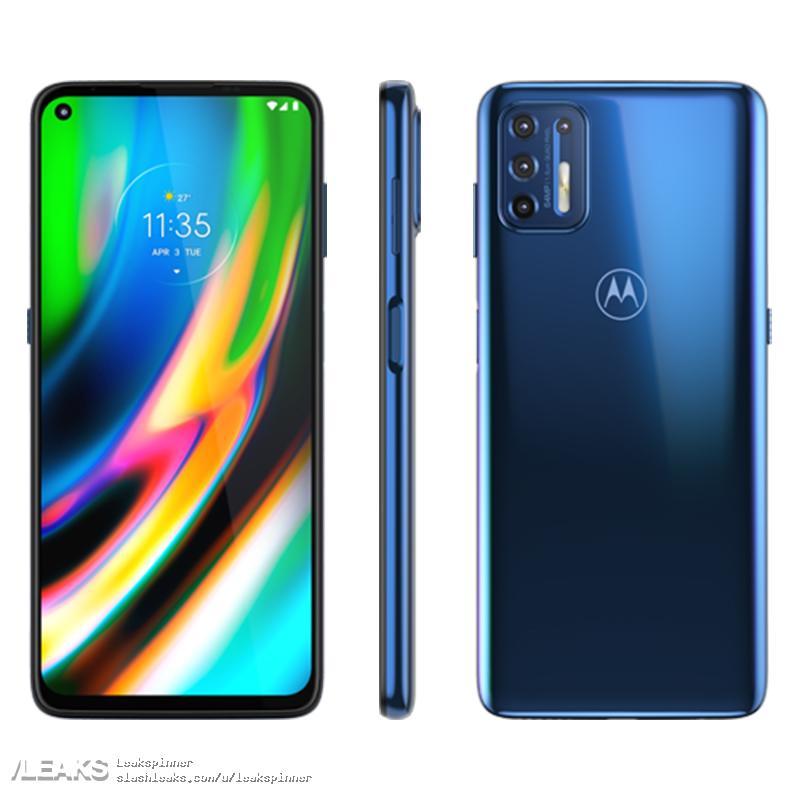 img Motorola Moto G9 Plus specs and price leaked by Orange Slovakia
