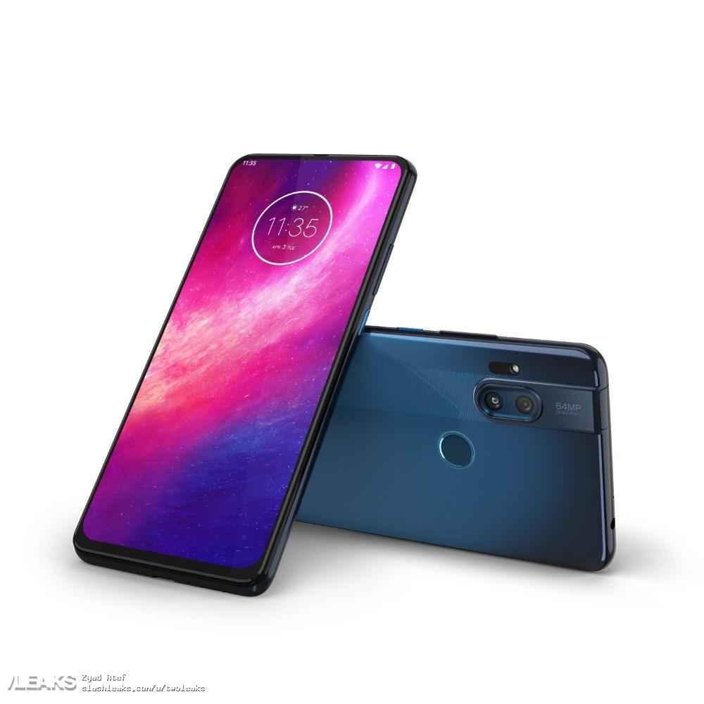 img Motorola One Hyper official press renders