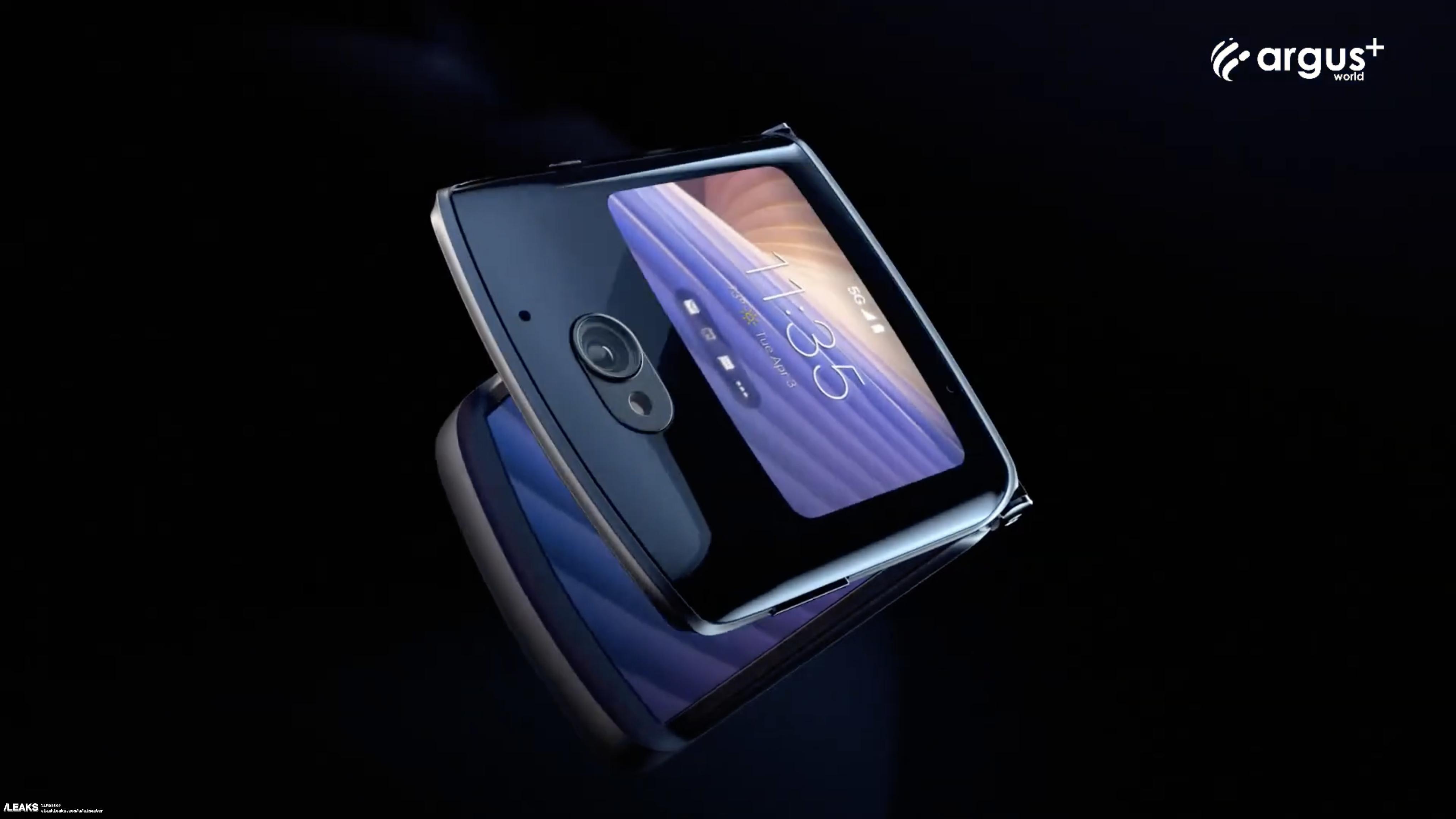 img Motorola RAZR 5G Commercial Video