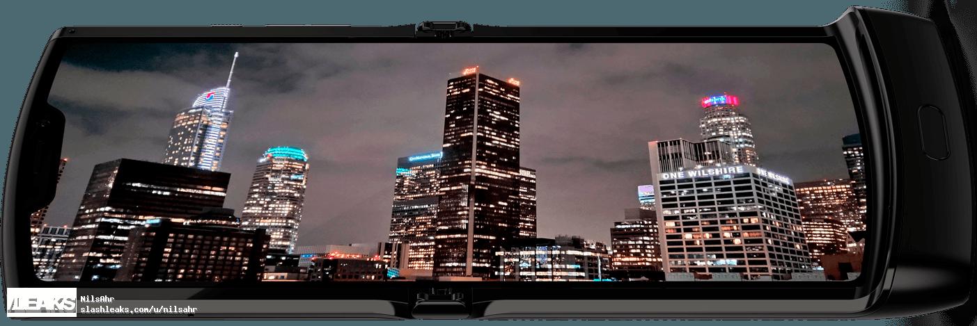 img Motorola RAZR Full Display