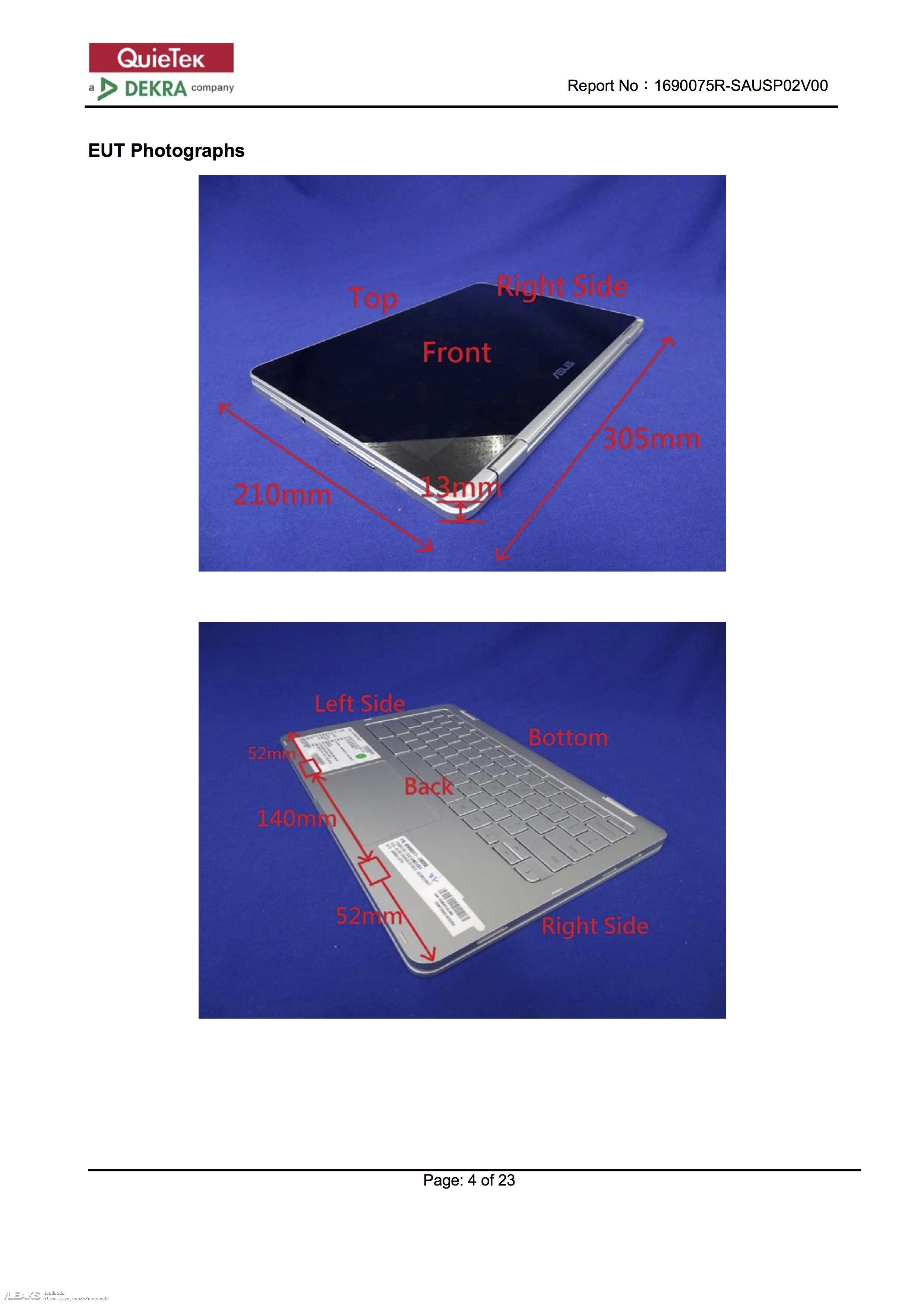 img Upcoming ASUS Chromebook C302CA visits FCC [UPDATED: CHROMEBOOK FLIP C302]