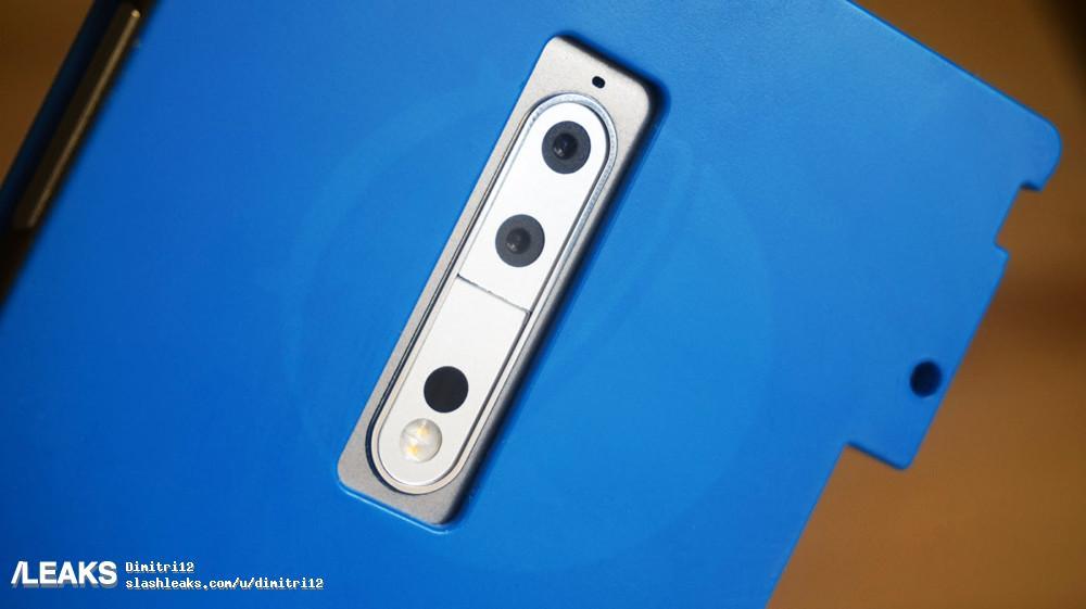 img Nokia 9 prototype leaked under armor [UPDATED: Nokia 8]