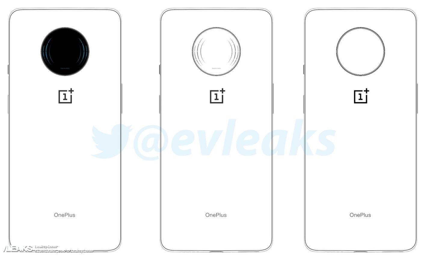 img OnePlus 7T schematics leaked