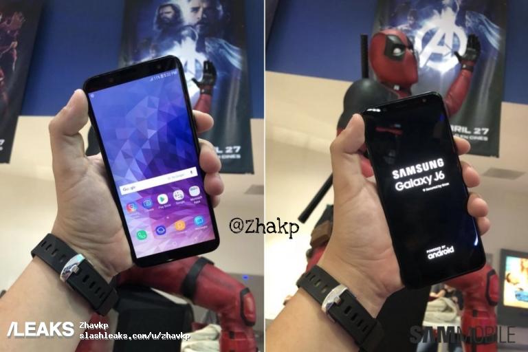 img Samsung Galaxy J6 (2018) Real pics
