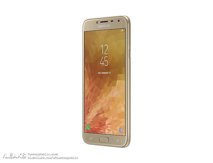 img Galaxy J4 renders leaked again in 3 colors and Specs via Samsung