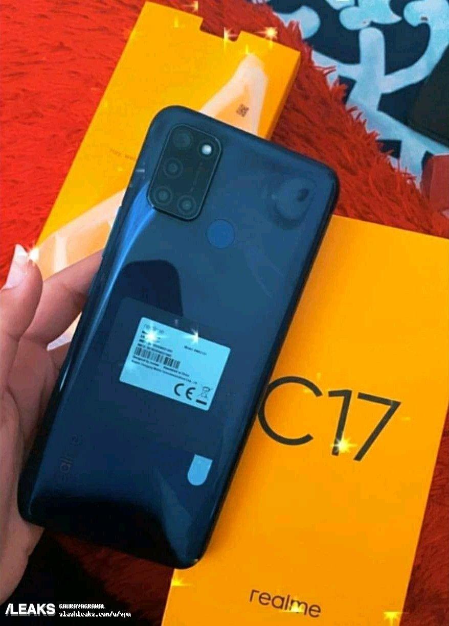 img Realme C17 Live image